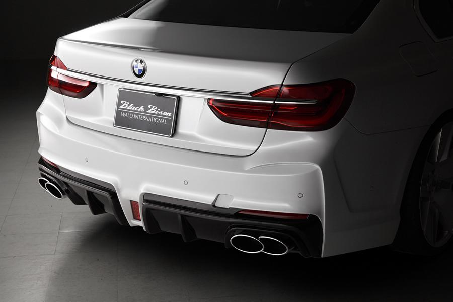 FormaCar: Japanese tuner releases BMW 7-series body kit